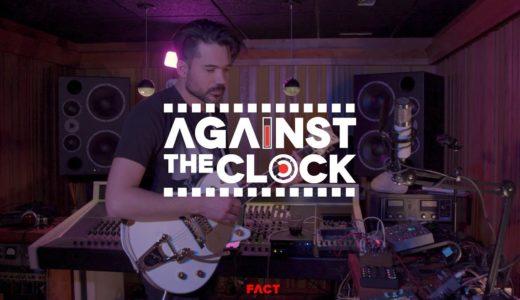 【Experimental Music】10分で曲を作らせる FACT の人気企画「Against The Clock」に『Matthew Dear(マシュー・ディア)』が登場!!