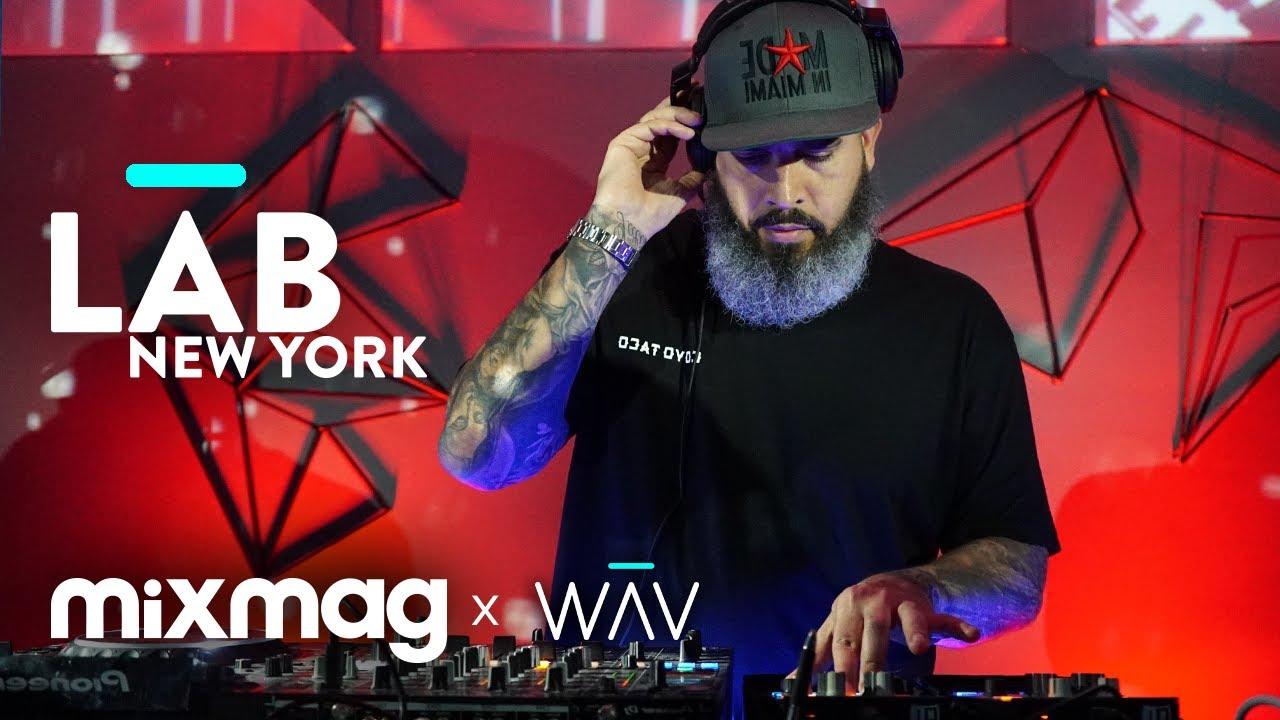 Mixmag  in The Lab NYCに、トライバル・ハウス界の重鎮 Oscar G が登場!