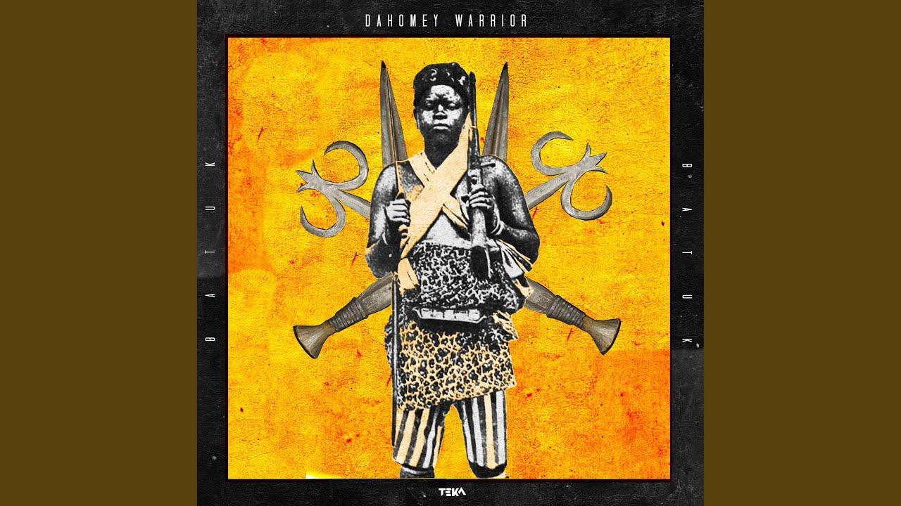 """アフリカン・ディープハウス推薦盤!!反戦争を訴える Batuk の新作EP""""DAHOMEY WARRIOR""""がリリース"""