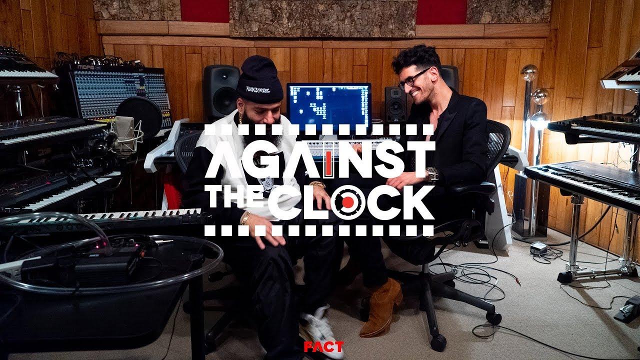 人気エレクトロファンクデュオ Chromeo(クロメオ) が10分で曲を作る。FACTの名物企画「Against The Clock」