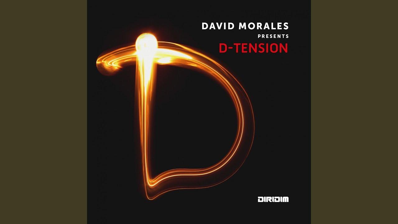 """ディープトライバル・ハウス!!巨匠 David Morales(デヴィッド・モラレス)  本格再始動第一弾の新作""""D-Tension""""がリリース"""
