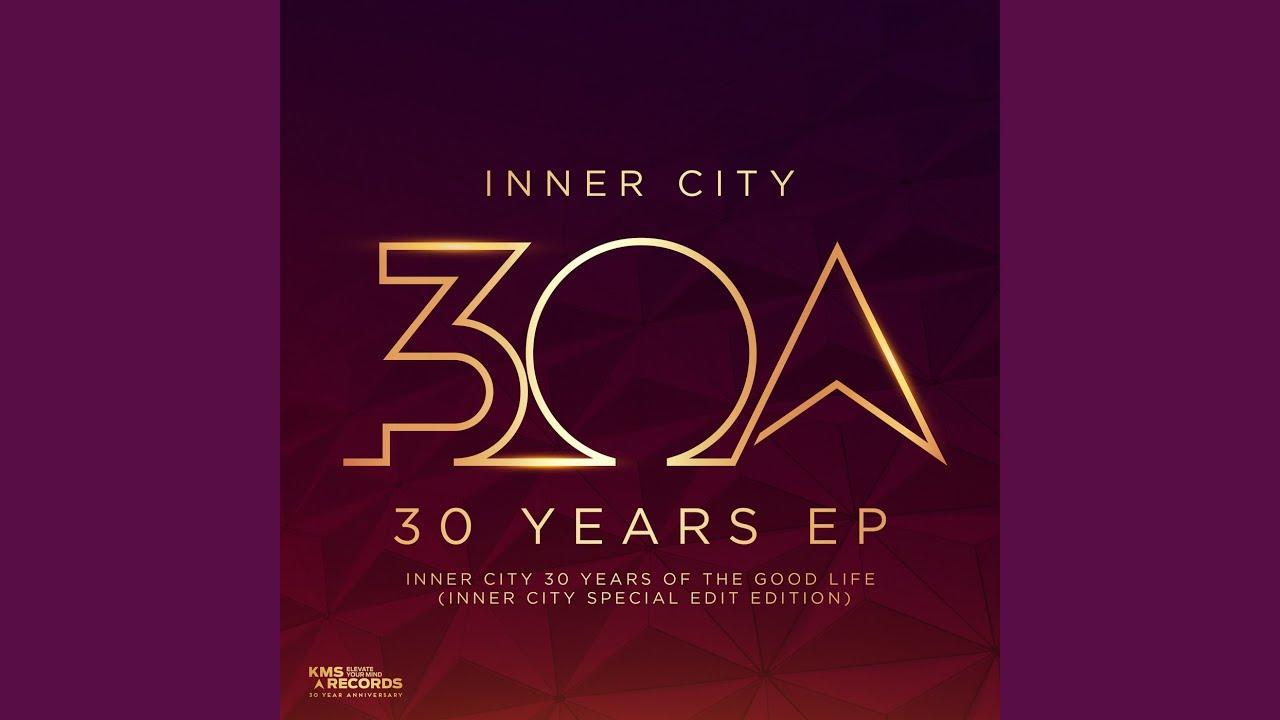 Inner City(インナーシティ) 30周年記念リミックスEPリリース!!カールクレイグ、ケニーラーキンら超豪華Remix収録