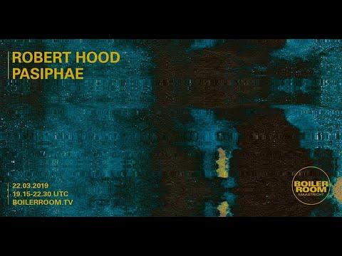 ヘッドホン必須。レジェンド Robert Hood(ロバート・フッド) が、アルバム「Internal Empire」の25周年を記念しBoiler Roomに登場!
