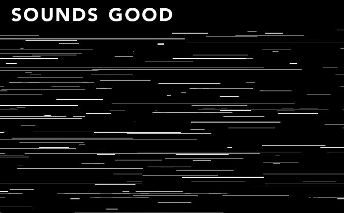 工業用バーナーの炎が吹き出す音など、クソマニアックな音を配信するオーディオレーベル『SOUNDS GOOD』が始動