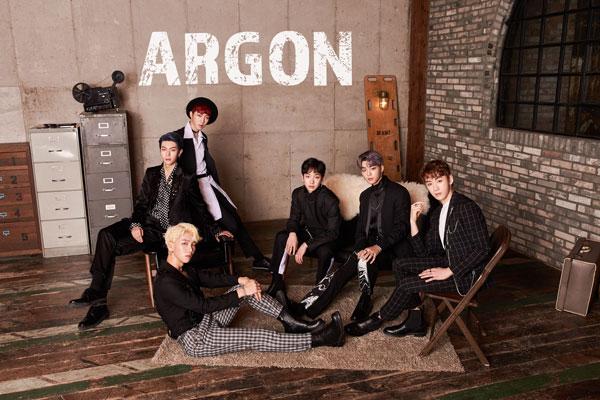 元BTSバックダンサーのカイン率いる6人組『ARGON(アルゴン)』初来日公演決定