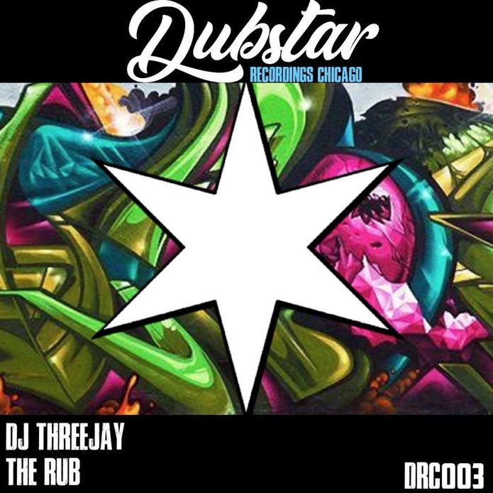 "DJ Threejay(スリージェイ) が、自身のレーベル Dubstar Recordings 3作目となるシングル""THE RUB""をリリース"