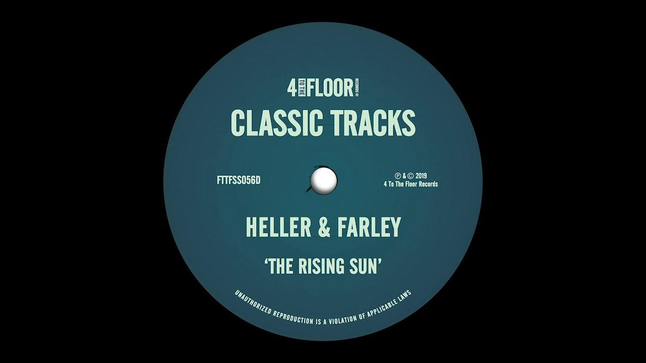 "Heller & Farley 1999年の名盤 ""THE RISING SUN"" がパワーアップして再登場"