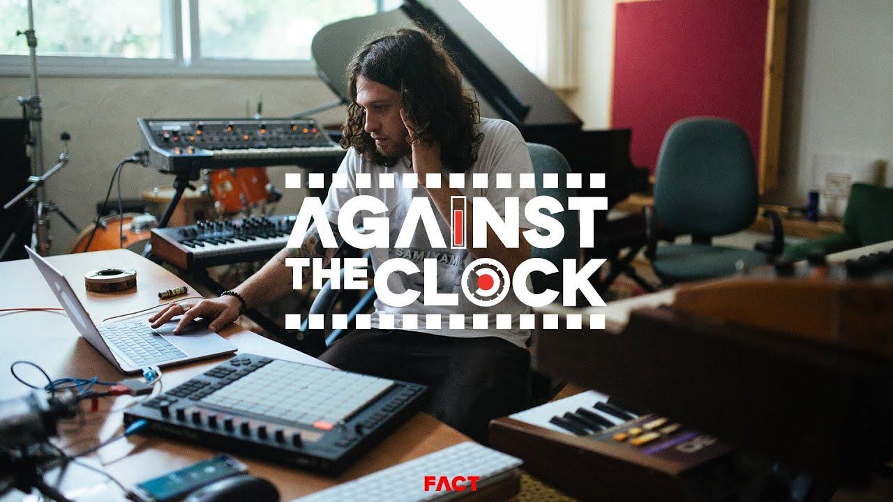 Raw Tapesのボス Rejoicer(リジョイサー) が<Against The Clock>にて10分で作曲
