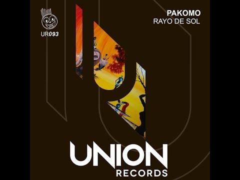 極上アフロジャズハウス。Union Records から期待のルーキー Pakomo(パコモ)  がデビューEPをリリース