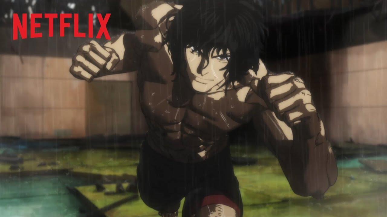 ダンベル何キロ持てる?の作者が描くバトル『ケンガンアシュラ』Netflixアニメ予告編が到着!