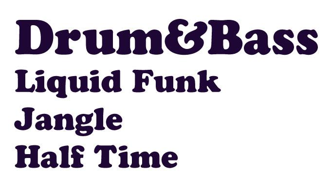 ドラムンベース系(D&B、Liquid Funk、Jangle、Half Time)今週の新曲&過去の名曲まとめ
