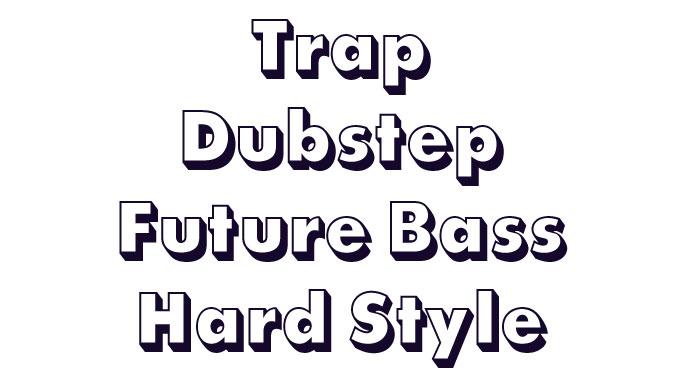 ベース・ミュージック系(Dubstep、Trap、Future Bass、Hard Dance、Left Field)今週の新曲&過去の名曲まとめ