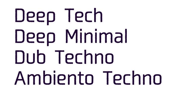 ディープ・テクノ系(Minimal、Deep Tech、Dub Techno、Ambient Techno)の新曲一覧&過去の名曲まとめ