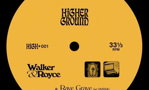 Diploのハウス特化レーベル『Higher Ground』第一弾EPの音源を公開