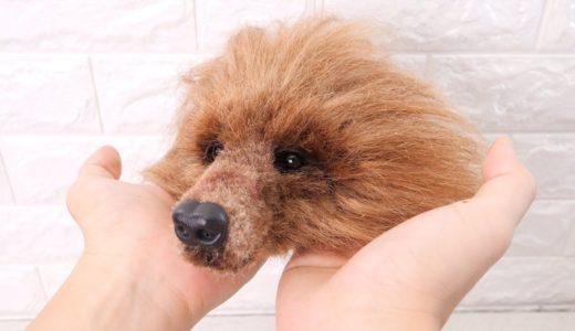 『圧倒的不審者の極み!』人間の髪の毛だけで犬を作り不審者の階段を登る