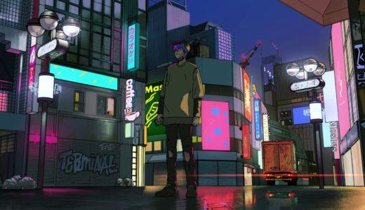ヒプノシスマイクなどの曲を手がけてきた『maeshima soshi』新曲のMV公開。人気イラストレーター『buōy』が担当
