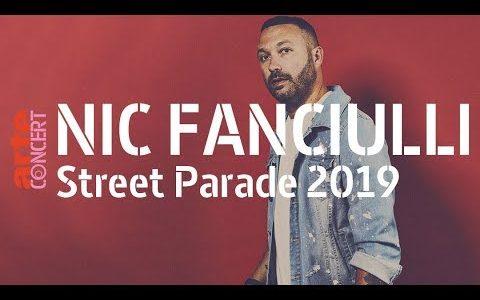 テック・ハウスの最高峰 Nic Fanciulli <Street Parade 2019>出演時のDJ映像が公開