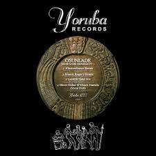 """ディープハウス重鎮 Osunlade(オスンラデ)、""""Same, Same"""" のRemix EPをリリース"""