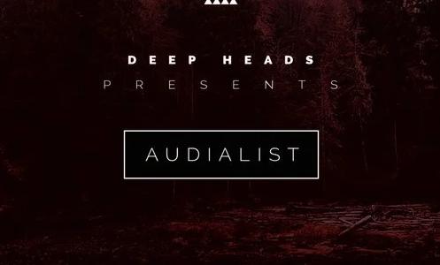 2stepの最高峰 Audialist によるベスト・セレクション、<Deep Heads>からリリース