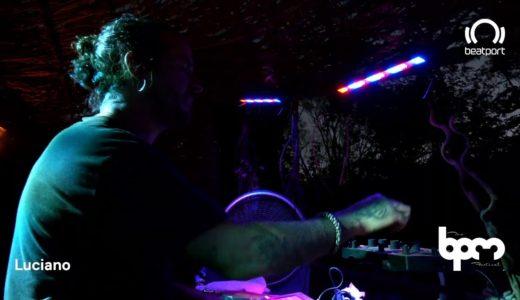 <BPM Festival> に出演した Luciano(ルチアーノ)のライブ映像が公開