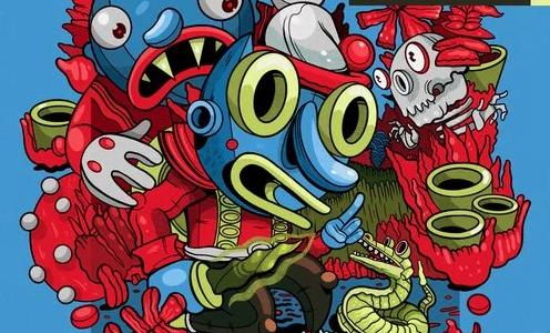 名門<Dirtybird Records>からRobot Loveが幻想的なディープテックハウスEPをリリース