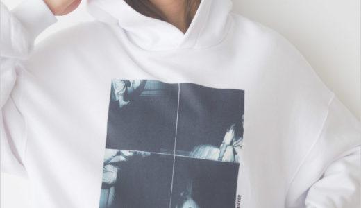 ビリー・アイリッシュ と SNIDEL がコラボ。フーディー、Tシャツの計2型を同時発売