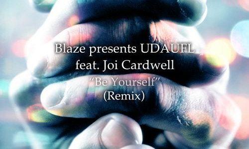 """Blaze と UDAUFLによる傑作ディープハウス """"BE YOURSELF"""" のManooによるリミックスEPリリース"""