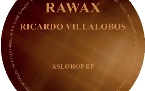 ミニマルテクノ Ricardo Villalobos の新作EP<Rawax>からリリース