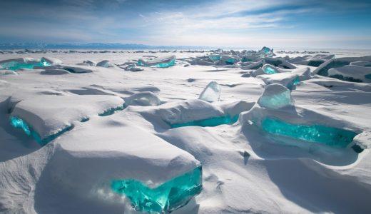 ロシアのバイカル湖の風景が神秘すぎてエグい