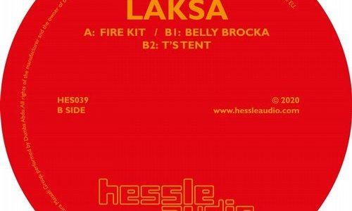 前衛的なサウンドで人気のUKベースレーベル<Hessle Audio>から Laksa がEPをリリース