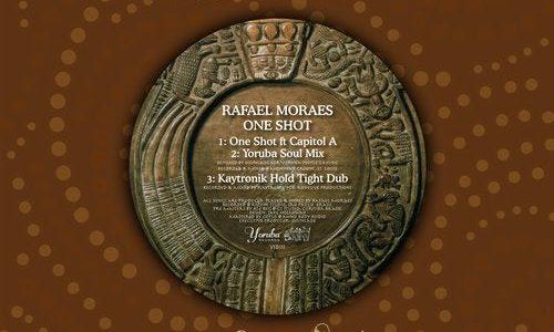 Rafael Moraes、ディープハウス名門<Yoruba>からシングルリリース|Osunlade、Kaytronikリミックス収録