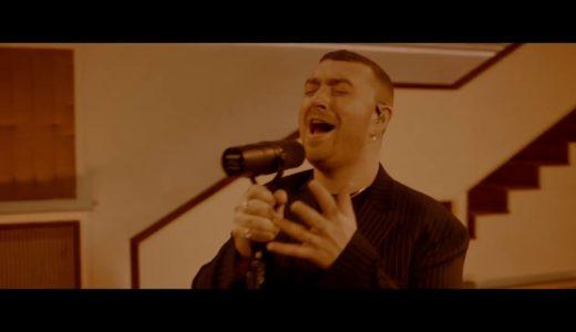 """サム・スミス、最新アルバムから Labrinth をフィーチャーした """"Love Goes"""" のライブPVを公開"""