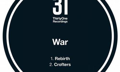 ディープD&B、ジャングル好き必聴|War がニューEPを<ThirtyOne>からリリース