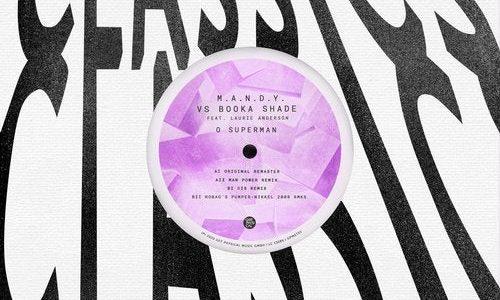 MANDY vs Booka Shade 2008年クラブ・ヒット作「O SUPERMAN」に新たなリミックス盤が登場