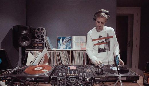 Joris Voorn 、名盤ダブ・テクノで構成したVinyl DJ Mixを披露