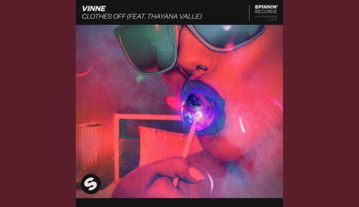 【Bass House】昨年にフロアヒットを飛ばした VINNE が、新作を<SPINNIN' RECORDS>からドロップ