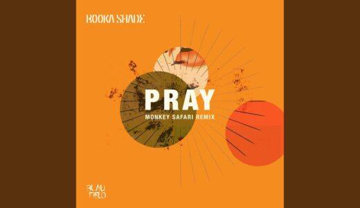 ディープハウスユニット Booka Shade の「Pray」を Monkey Safari がリミックス