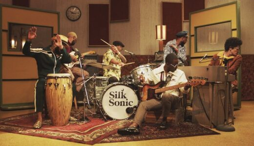 Bruno Mars と Anderson .Paak の新プロジェクト Silk Sonic(シルク・ソニック)結成。第一弾シングルリリース