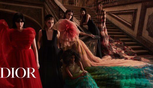 Dior、おとぎ話仕立ての<秋冬コレクション2021−2022>映像公開