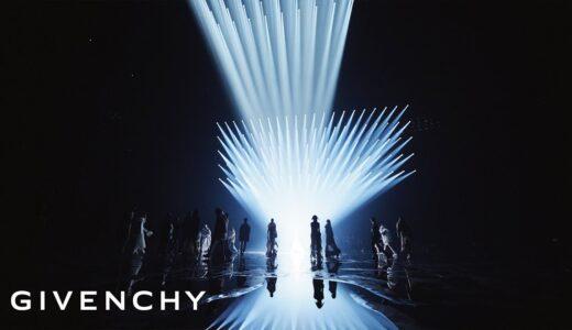 Givenchy<2021年秋冬コレクション>映像公開|音楽にテクノイノベーター Robert Hood が参加