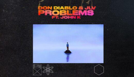 """ドン・ディアブロ と JLV がゴスペルを取り入れた必殺トラック """"PROBLEMS"""" をリリース"""