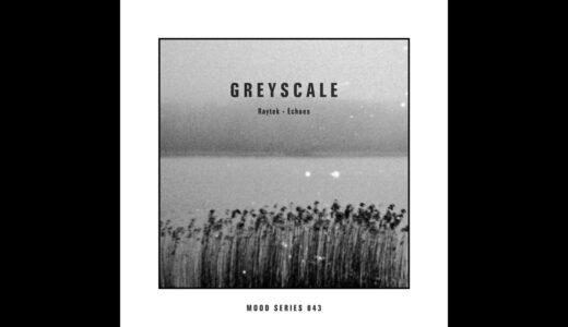 <Greyscale>から Raytek が、テクノにアンビエントの機能を持たせたシリーズの新作EP「ECHOES」をリリース