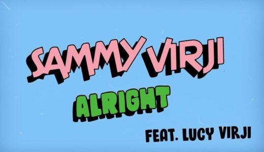 "UK Garage/2stepシーンで注目を集める Sammy Virji 、ニューシングル ""ALRIGHT"" をリリース"