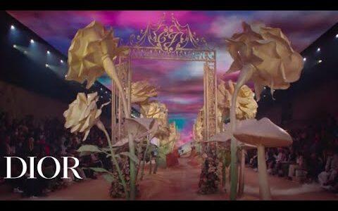Dior、トラヴィス・スコットを迎えた<Dior Men Summer 2022>コレクション映像公開