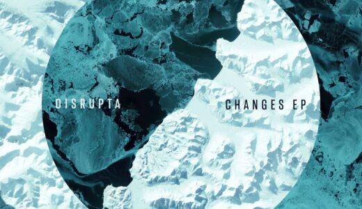 Disrupta、ドラムンベース名門<V Recordings>からEP『CHANGES』リリース