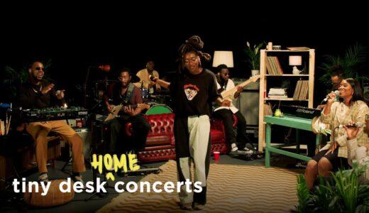 Little Simz(リトル・シムズ)、<Tiny Desk Home Concert>で4曲披露