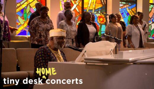 ゴスペルのレジェンド Pastor T.L. Barrett が<Tiny Desk (Home) Concert>に聖歌隊を引き連れて登場