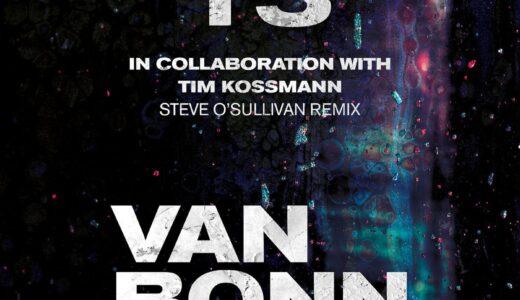 ダブ・テクノ勢必聴 Van Bonn 、Tim Kossmannとの新作コラボEP『DUAL』リリース
