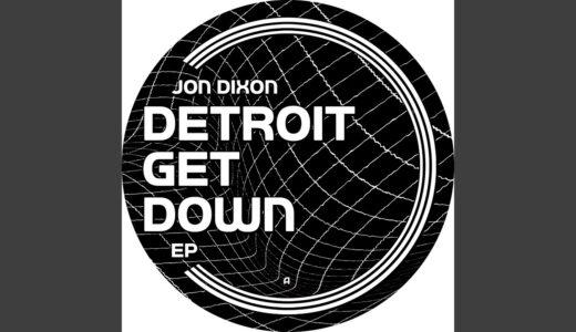 【デトロイト・ハウス】Jon Dixon 、Moodymannらを招いた新作EPをUR傘下レーベル<4EVR 4WRD>からリリース